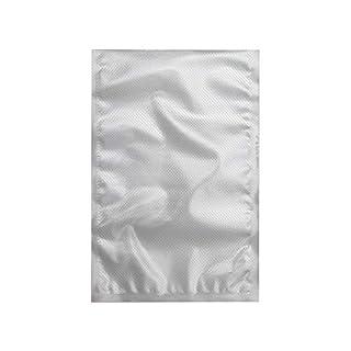 Allpax Vakuumbeutel 20 x 30 cm, 100 Stück, extra dick mit Prägung. Längere Frische für Lebensmittel. Für Sous Vide, Lebensmittel, Wertgegenstände und Kleinteile