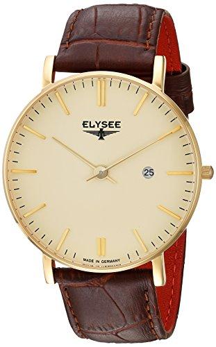 Elysee reloj hombre Classic Zelos 98003
