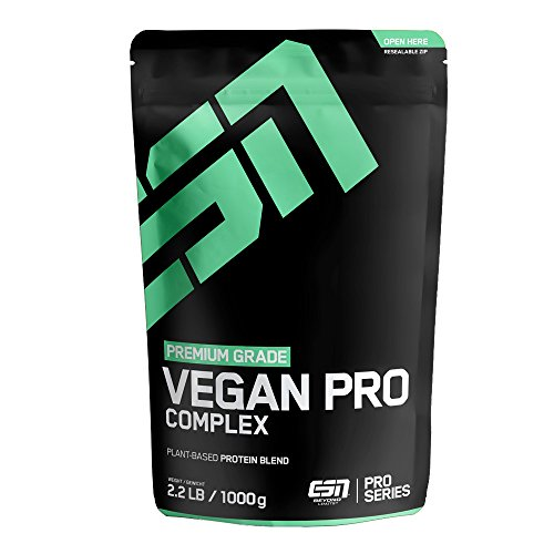 ESN Vegan Pro Complex, Smooth Chocolate, 1kg