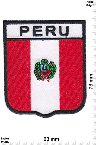 Parches   Peru   coat of arms  Países   Mix     Parche