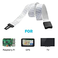 Yoogeer TF TO SD Card Extension Cable Adapter Extender Converter for SD/RS-MMC/SDHC/MMC for Car GPS,DVD, DVR,Phone,LED/LCD Screen