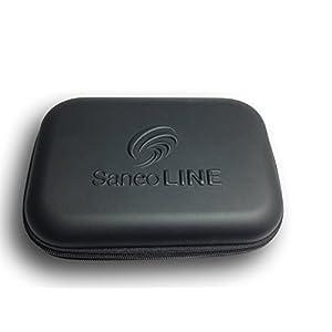 SaneoLINE Case – Transporttasche Aufbewahrungsbox für SaneoSPORT SaneoTENS SaneoONE SaneoVITAL * deutsche Markenqualität *