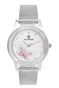 ALTEDO Eternal Series Analog Silver Dial Women's Watch
