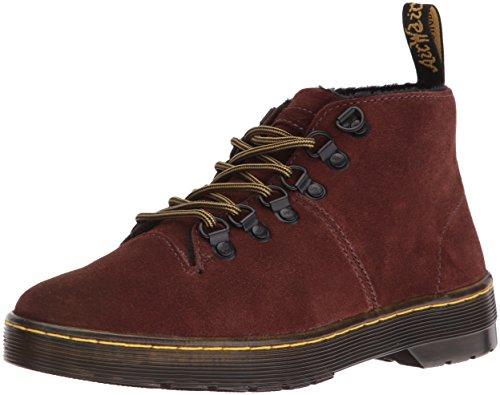 Dr. Martens LAHAVA Brown 6 trous Chukka Boot Brown 21178203 brown