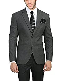 Bregeo Fashion Party/Slim Fit Blazer 5-Colours