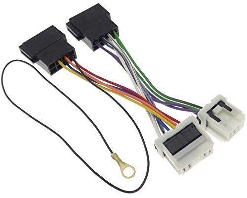 Anschlußkabel Radio NISSAN Stecker Kabel Almera Maxima Murano Patrol Terrano ISO (Nissan Altima Auto Radio)