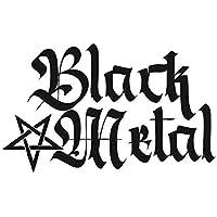 BLACK METAL METAL SEITENEMBLEME