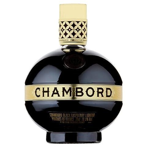 Chambord noir Liqueur de Framboise 70cl (Pack de 70cl)