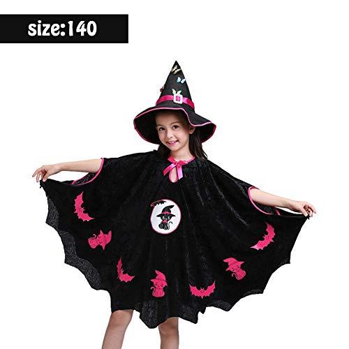Für Kostüm Schwarze Katze Kleinkind - Ruier-hui Karneval Kleinkind Kinder Halloween Kleidung Kostüm Dress Schwarze Katze Kostüm Outfit Halloween Dress cool
