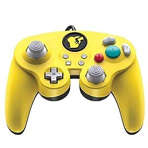 PDP Game Controller Wired Smash PAD Pro Pikachu Controller für Konsole, kompatibel mit Nintendo Switch