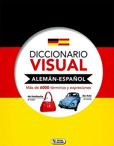 DICCIONARIO VISUAL ALEMÁN-ESPAÑOL: Diccionario visual. Alemán y español: 4 por Vv.Aa