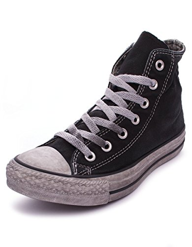 Converse Chuck Taylor Hi Canvas LIMITED EDITION unisex adulto, tela, sneaker alta Black Smoke In