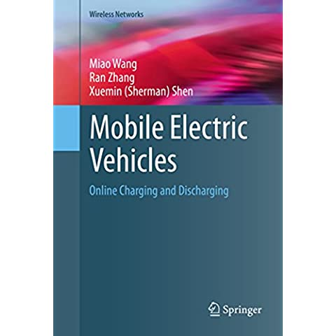 Mobile Electric Vehicles: Online Charging and Discharging (Wireless Networks)