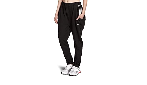 adidas Damen Hose CS Low Crotch, blackrunning white, 34