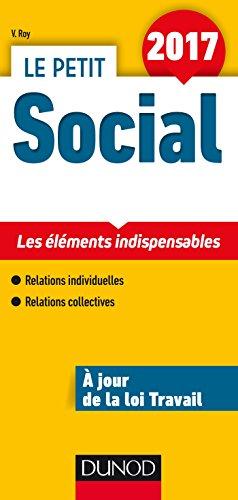 Le Petit Social 2017 - Les lments indispensables
