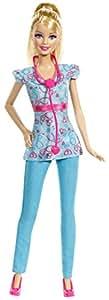 Barbie - BDT23 - Poupée - Barbie Infirmière