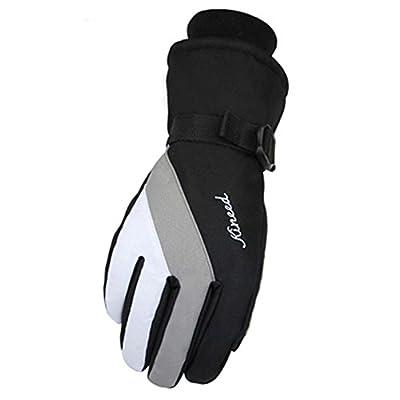 Frauen Winter Windproof Wasserdichte Ski Handschuhe Ski Gear Sport Handschuhe, 04