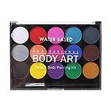 Material de Oficina, 15 Colores, no tóxicos, solubles en Agua,...