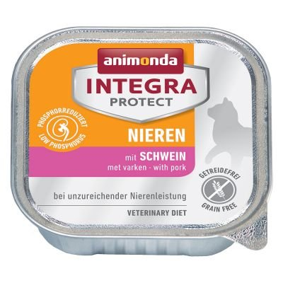 Animonda Integra Protect Niere mit Schwein 24 x 100g