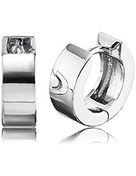 Engelsrufer Damen-Creolen Ohrringe 925 Silber rhodiniert-ERE-LENA-CR