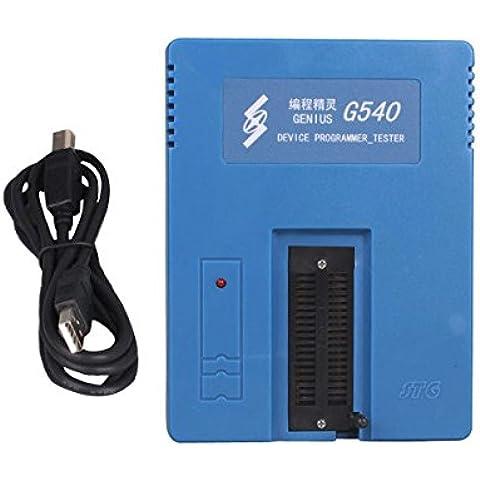 Genius G540universal USB programador EPROM FLASH MCU GAL PIC BIOS