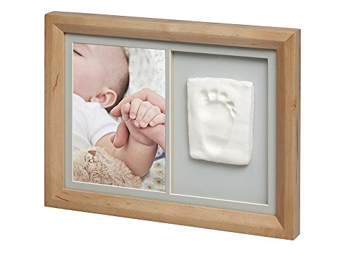 Baby Art 3601093000 My Tiny Touch - Print Frame, rectangulaire, Honey, multicolore