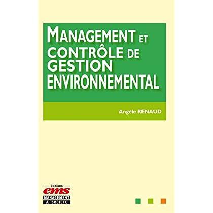 Management et contrôle de gestion environnemental (Regards sur la pratique)