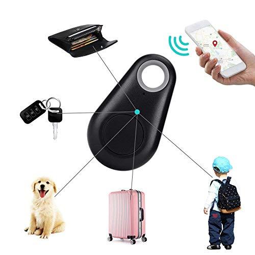Kabelloser Anti-Verlust-Alarm Smart Tag Bluetooth 4.0 Tracker Kindertasche Geldbörse Schlüsselfinder GPS Locator Anti-Verlust-Tracke
