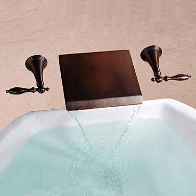 joe-wasserhahnmessing-antik-wasserfall-l-reiben-bronze-wand-einloch-mixer