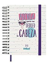 Finocam – Agenda scolaire 2020-2021 4ème 155x217 1 jour Page tête Blanc espagnol
