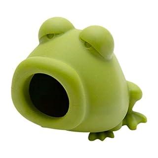 Eigelbtrenner Yolk-Frog (grüner Frosch aus Silikon) - ein märchenhafter Backhelfer