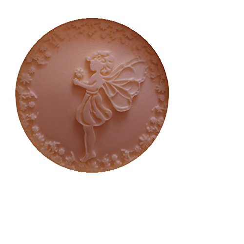 flower-fairy-shaped-silicone-mold-sugar-fondant-cake-decoration-soap-chocolate-biscuit-mould