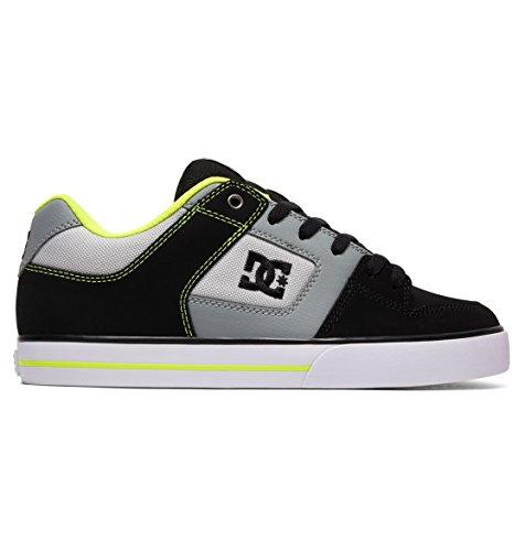 DC Shoes Pure - Shoes - Schuhe - Männer - EU 48.5 - Grau -