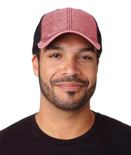 Adams Slam Dunk Cap (Red_Black) (ALL)