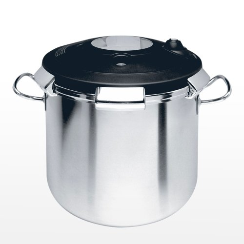 Price comparison product image Artame Luna Pressure Cooker, 23 Litre