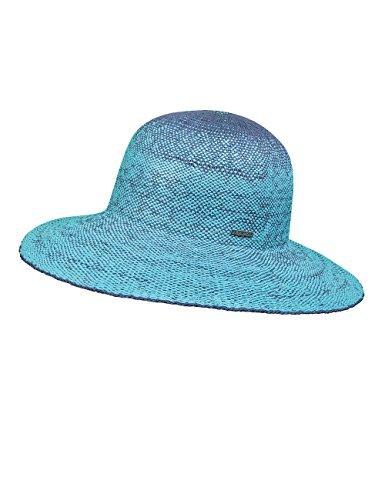 0e24f97bf50 Capo Damen Sonnenhut Miami Lady HAT Türkis (Turquoise 67) One Size  (Herstellergröße