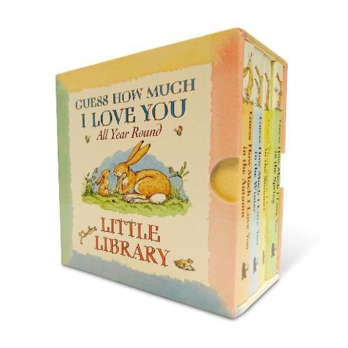 Guess How Much I Love You Little Library por Sam McBratney