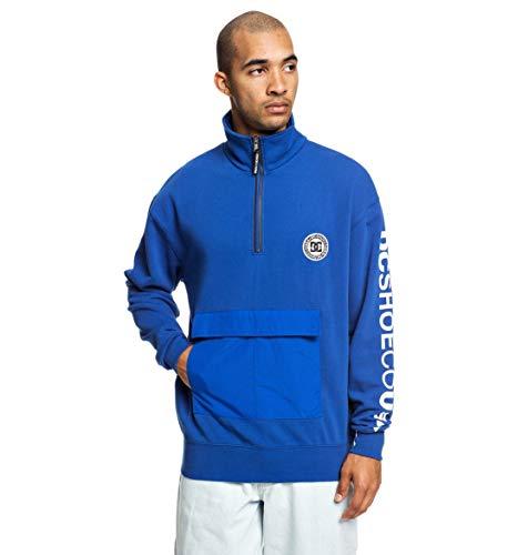 DC Shoes Simmons - Half-Zip Mock Neck Sweatshirt for Men - Männer Simmons Zip