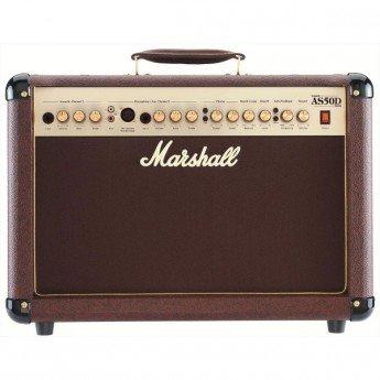 Verstärker Akustikgitarre Marshall AS50D Akustikgitarren