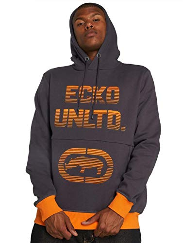 Ecko Unltd. Hoody Arizona Mills in grau XL