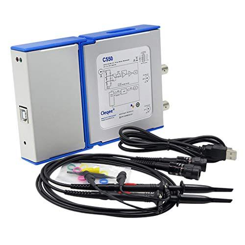 kesoto C550 Handheld Digital Oszilloskop, 2 Kanäle 50 MHz -