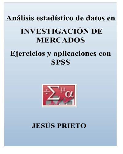 Analisis estadistico de datos en INVESTIGACION DE MERCADOS
