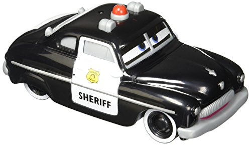 pixar cars sheriff toy car the best amazon price in savemoney es