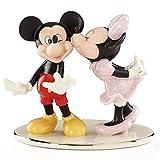 Lenox Minnie Figur klaut A Kiss Porzellan Figur