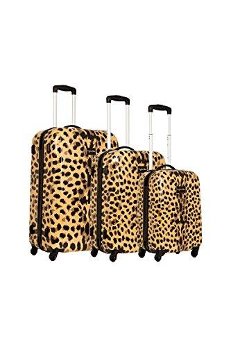 Myleene Klass Koffer-Set Set, Leopard (Mehrfarbig) - MKLLMKLEOPARD