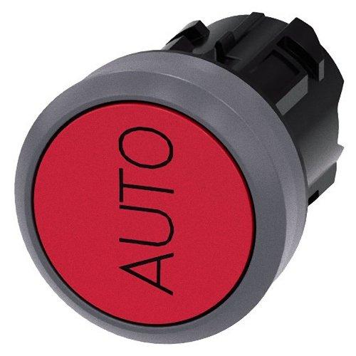 Preisvergleich Produktbild Siemens SIRIUS ATC Taster Rund Ring Front Metall/rot Mitgliedschaft Automata