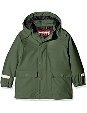 Ticket to Heaven Regenjacke Authentic Gummi M. Abnehmbarer Kapuze, Chaqueta para Niños