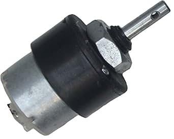 500 RPM DC Geared Motor by Robokart