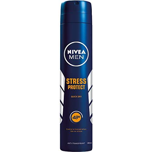 Nivea Men Déodorant Atomiseur Stress Protect 200 ml