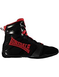 Lonsdale Hommes Ghostspeed Boxing Chaussures De Boxe Baskets Sneakers Sport